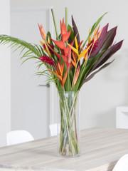 Example arrangement (vase not included)