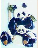 PANDA INTARSIA PATTERN