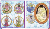 GUARDIAN ANGELS PATTERN SET 2