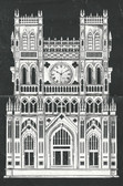 AMIENS CATHEDRAL PATTERN