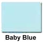 BABY BLUE FLOCKER KIT (Rayon)