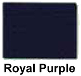 ROYAL PURPLE FLOCKER KIT (Rayon)