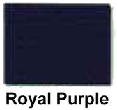 ROYAL PURPLE FLOCKER KIT (Rayon)