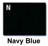 NAVY BLUE FLOCKER KIT (Rayon)