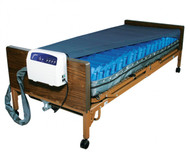 Med Aire Low Air Loss Mattress Replacement System with Alarm - 14029
