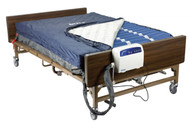 Med Aire Bariatric Heavy Duty Low Air Loss Mattress Replacement System - 14054