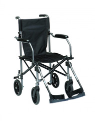 Travelite Transport Wheelchair Chair with Carry Bag - tc005