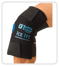 Battle Creek: Ice It Cold Comfort, Knee Wrap