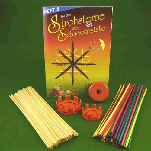 Straw Star Kit