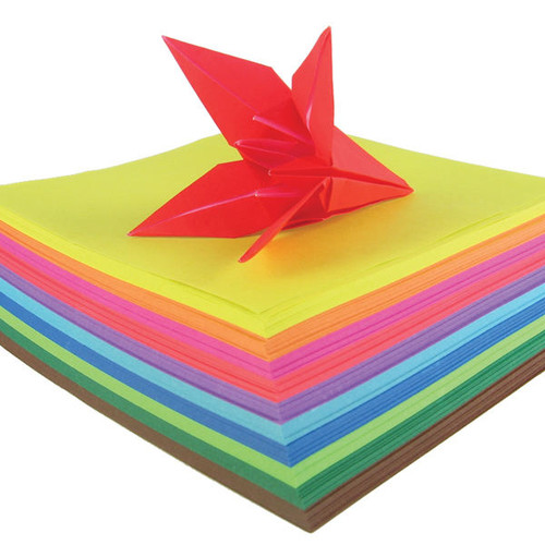 500 Pack of Folia Origami Paper