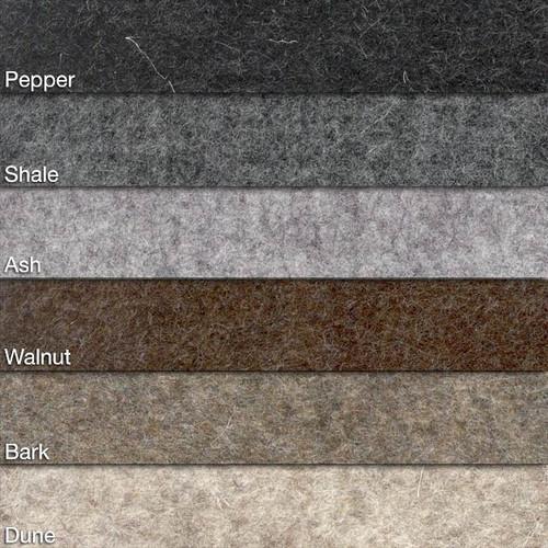 Naturals Color Chart
