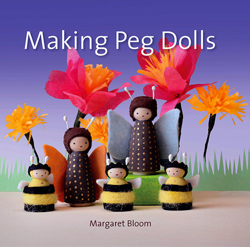 Making Peg Dolls book