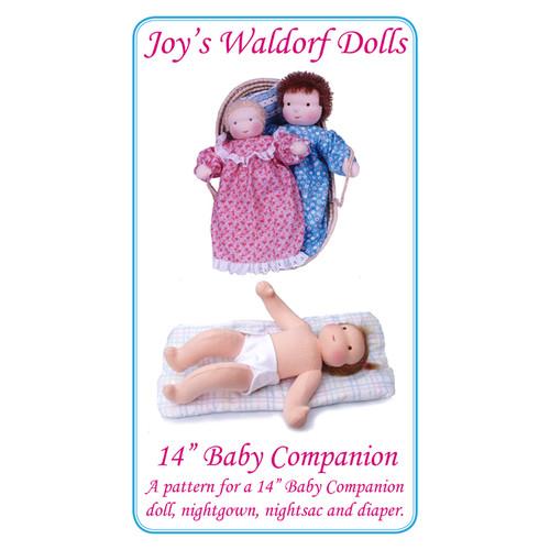 "14"" Baby Companion Pattern"