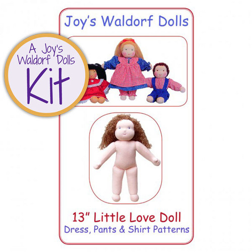 "13"" Little Love Doll Kit"