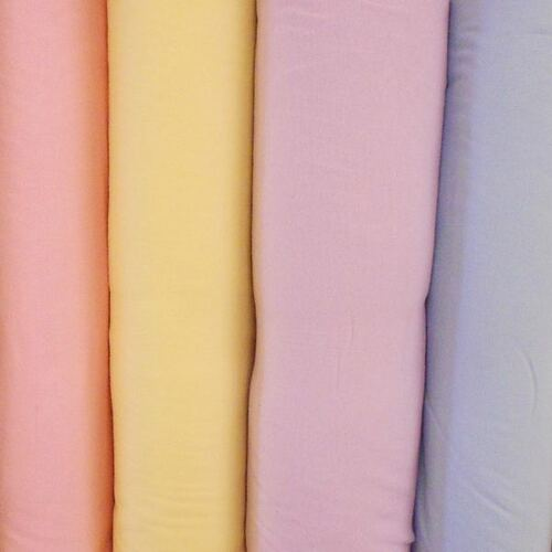 Double Napped Cotton Flannel - Soft Colors