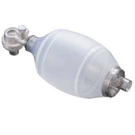 Liberty BVM Resuscitator Adult Disposable with No 5 Mask & Popoff