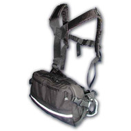 Cascade Rescue Ultra Patroller Aid Belt Bum Bag Shoulder Harness