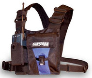 Conterra Adjusta Pro II Radio Harness with Pouch & Light