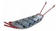 Tyromont Akja 2200 Plus Rescue Sled