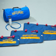 Hartwell 3 Splint Extremity Kit with Bag & Compact Pump
