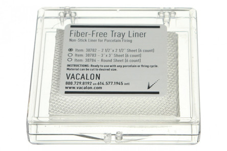 Vacalon Fiber-Free - 2.5 in square