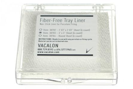 Vacalon Fiber-Free - 3 in square