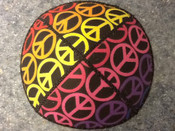 Use your own Fabric: Peace Signs