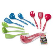 3 PC MELAMINE UTENSIL SET