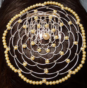 Gold Color Single Bead