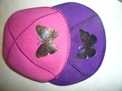 Big Butterfly Single Panel