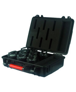 AX3 Lightdrop™ Charging Case  AX3 light fixtures not included.
