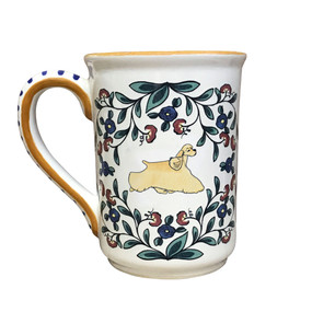 Buff Cocker Spaniel Stein Mug from shepherds-grove.com