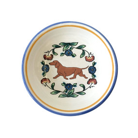 Dachshund dipping bowl from shepherds-grove.com
