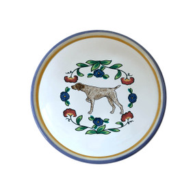 German Shorthaired Pointer ring dish / dipping bowl from shepherds-grove.com