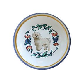 Maltese ring / dipping bowl from shepherds-grove.