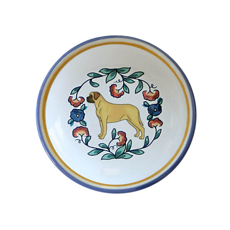 Mastiff ring dish / dipping bowl from shepherds-grove.com