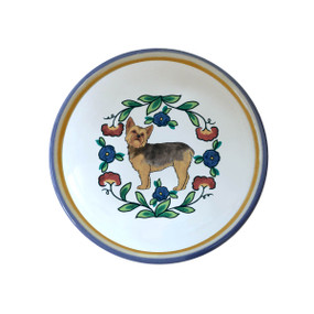 Yorkshire Terrier (puppy-cut) dipping bowl from shepherds-grove.com