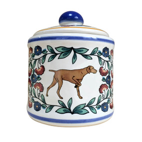 Vizsla sugar bowl by shepherds-grove.com