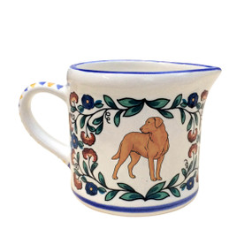 Chesapeake Bay Retriever creamer - handmade by shepherds-grove.com