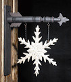 Hanging Snowflake Replacement Arrow