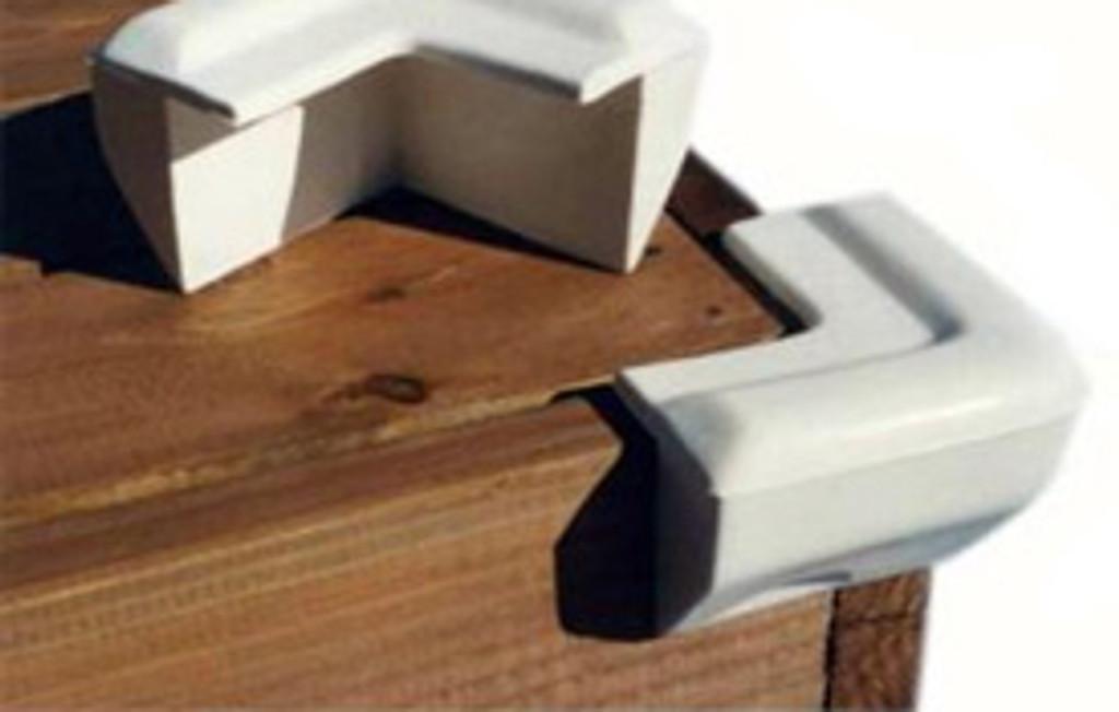 HarborWare 10-inch Vinyl Corner Dock Bumper