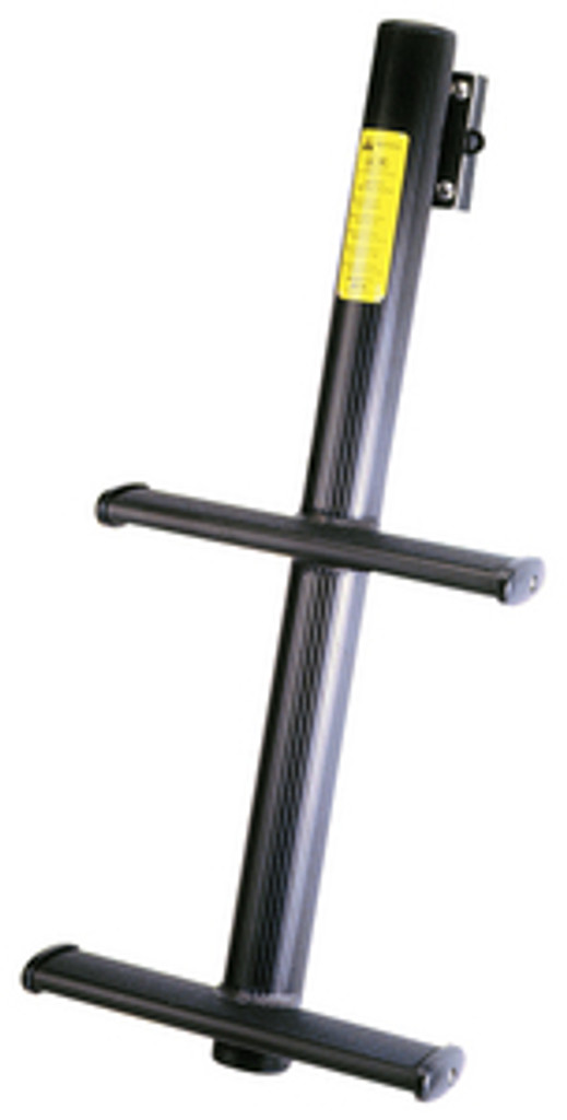 Garelick 2 Step Stainless Steel Boat Transom Ladder
