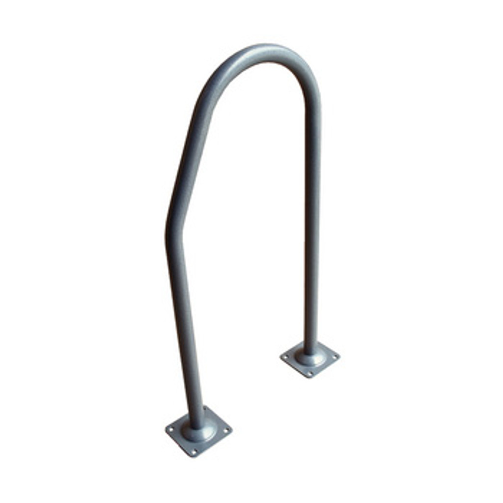 "Dock Edge Boarding Buddy 36"" Hand Rail, Grey"