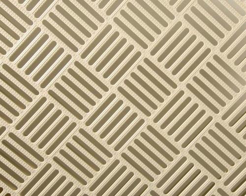 HarborWare Plastic Grate Decking Panels, 4' x 4'