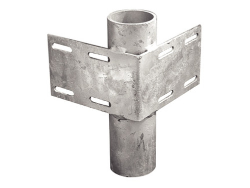 Tie Down Engineering Heavy-Duty Inside Corner Bracket w/ 3'' Pipe Holder