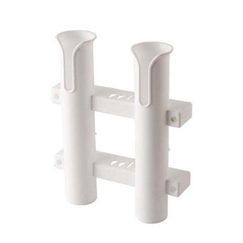 Sea-Dog Line, 2-Pole Fishing Rod Storage Rack, White