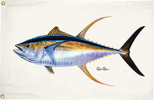Taylor Made Flag Tuna 16X24