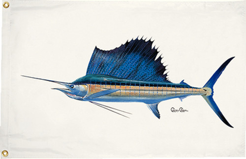 Taylor Made Flag Sailfish 16X24
