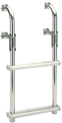 Garelick 2 Step Folding Transom Ladder