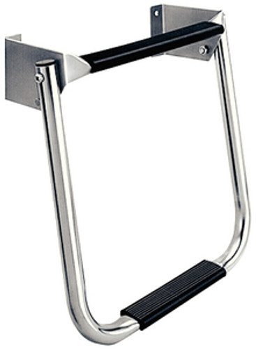 Garelick Stainless Steel Transom Ladder